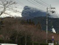 霧島連山 新燃岳が今日も噴火